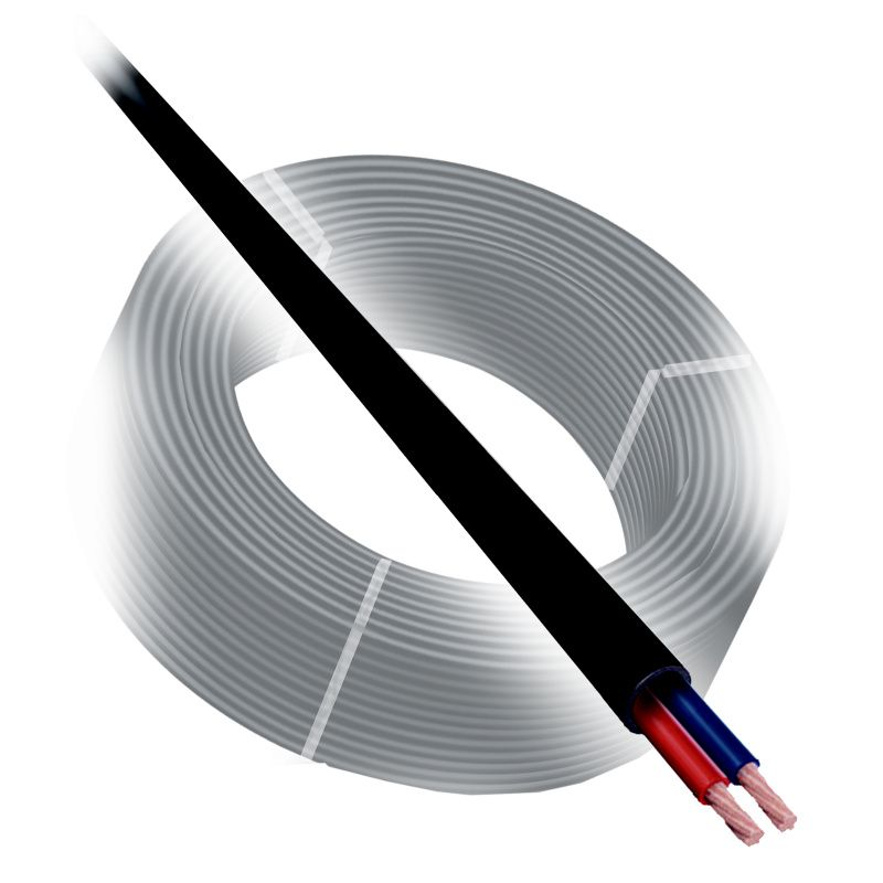 Reproduktorový kabel 2x 2,5mm2  (PUR / halogenfree)