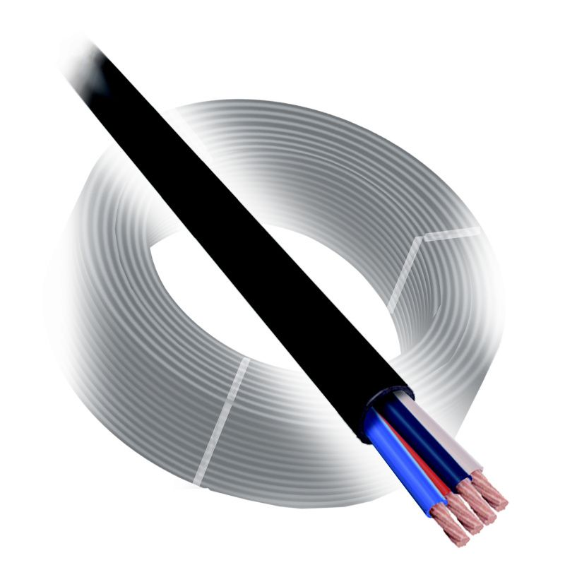 Reproduktorový kabel 4x 4,0mm2 (PUR / halogenfree)