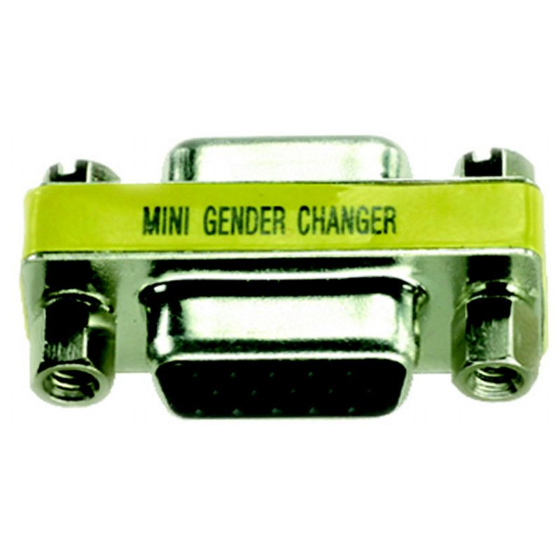 VGA-Gender Changer adaptér